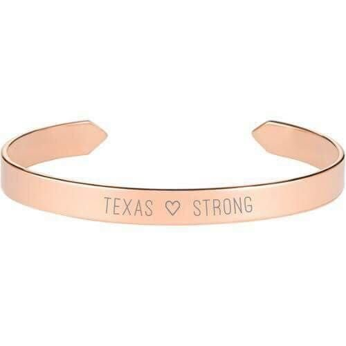 Texas Strong Bracelet