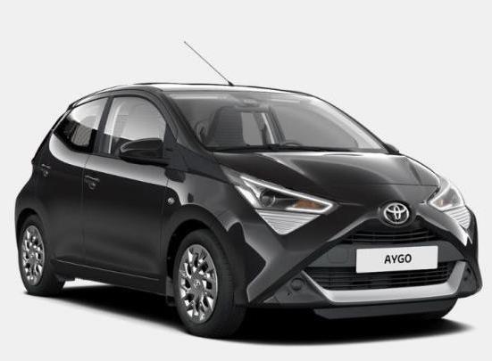 Toyota Aygo cambio automatico