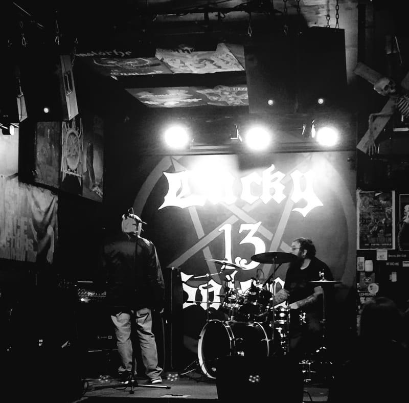 Lucky 13 Saloon BRKLN, NY 2-2018