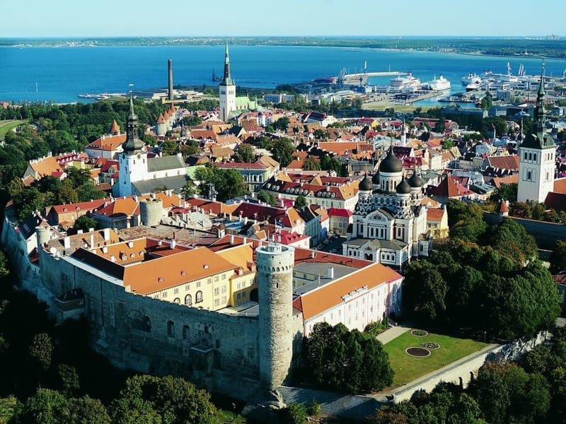 Tallinn Stadt 16.06.2018