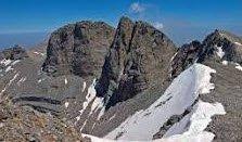von der Hütte zum Gipfel des Olymp 19.05.2018