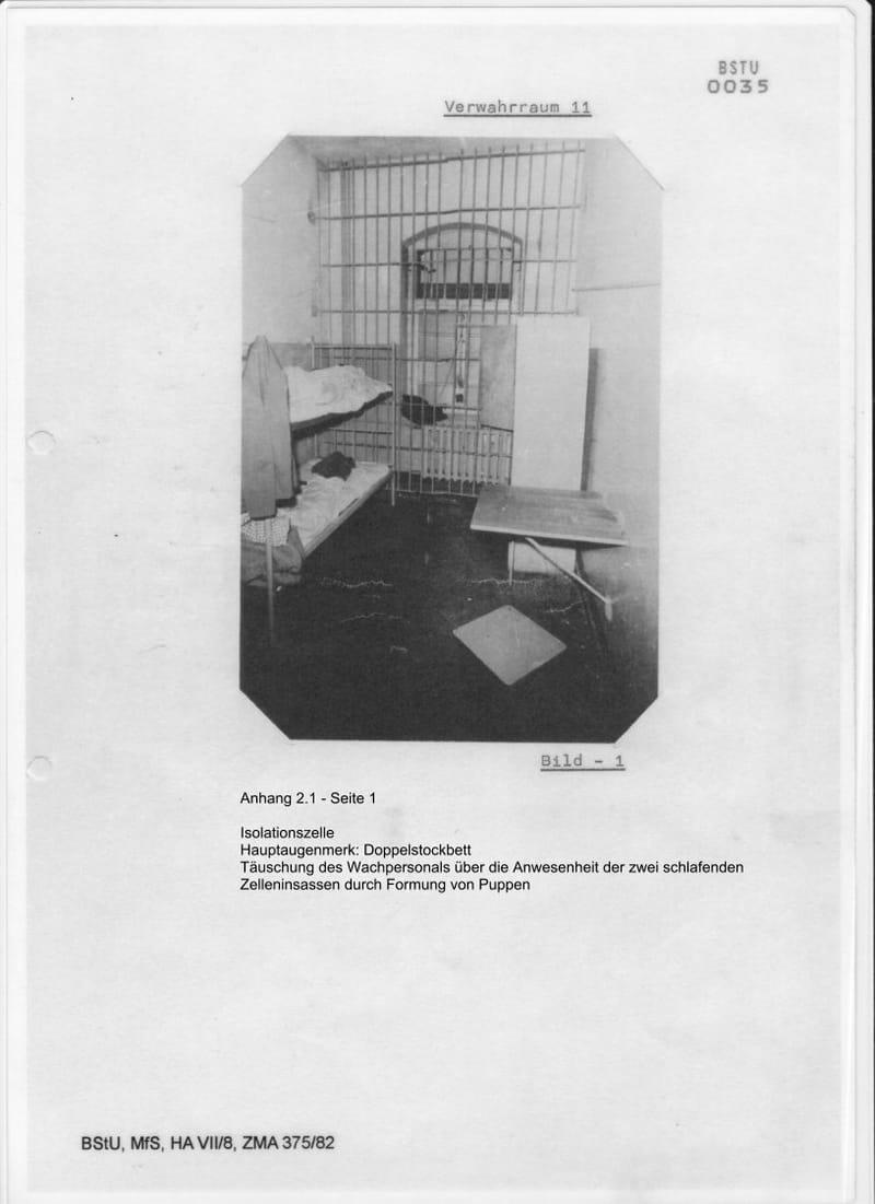 Isolationszelle